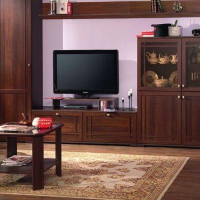 телевизор в стенке