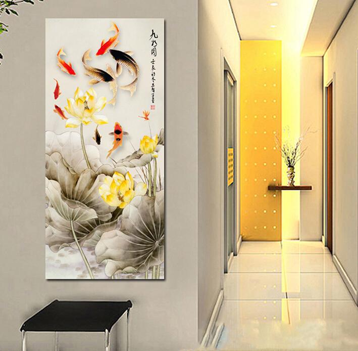 Постеры для прихожей и коридора