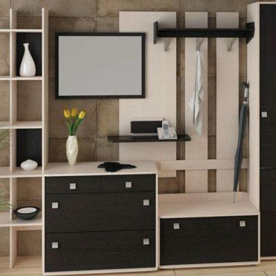 Прихожая комната современный стиль