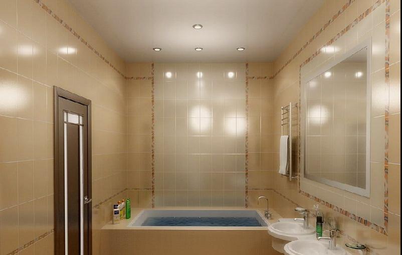 Пример огромной ванной