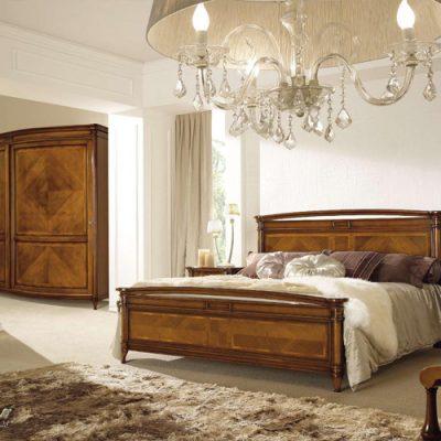 Спальня в интерьере комнаты