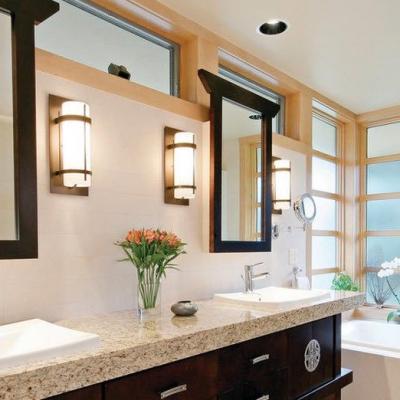 Два зеркала в ванной