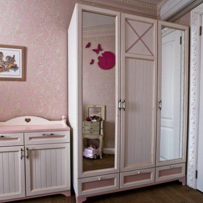 Приожая комната в интерьере прованс стиля