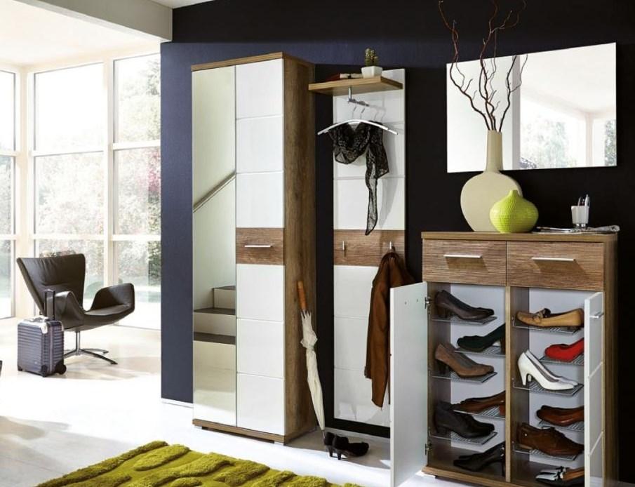 Мебель для прихожей в стиле лофт: сочетание старины и современности