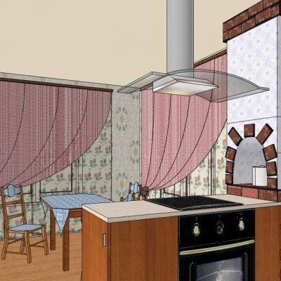 Проект русской кухни