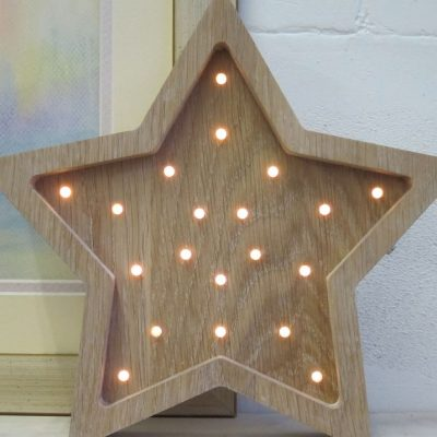 светильник звезда