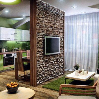 Уютная перепланировка квартиры.