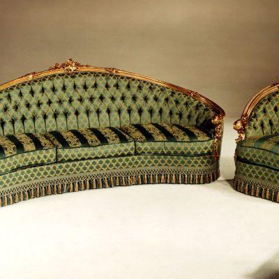 Набор мебели в стиле неоклассики