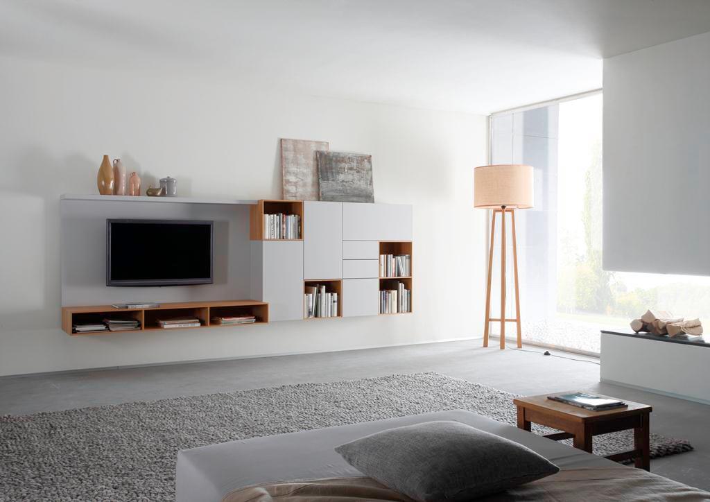 Мебель для гостиной в стиле минимализм: тонкости интерьера