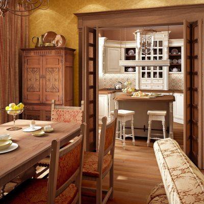 Гостиная-столовая