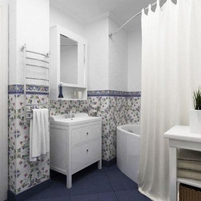Тумбочка ванной