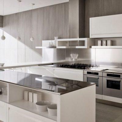 Материал фасада кухни