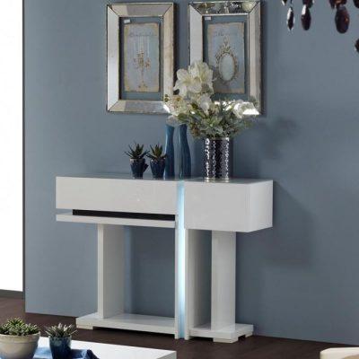 Простая прихожая мебель