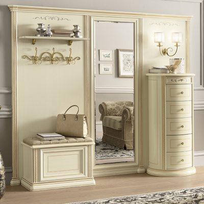 Прованс кориждор с мебелью
