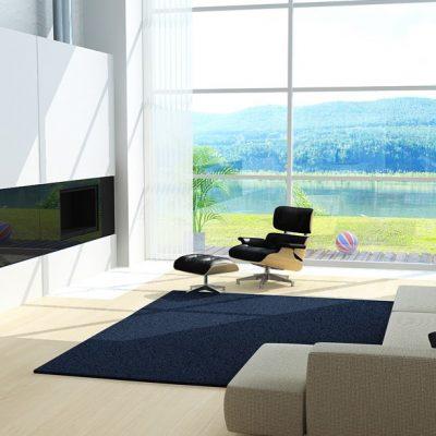 Панорама в гостиной