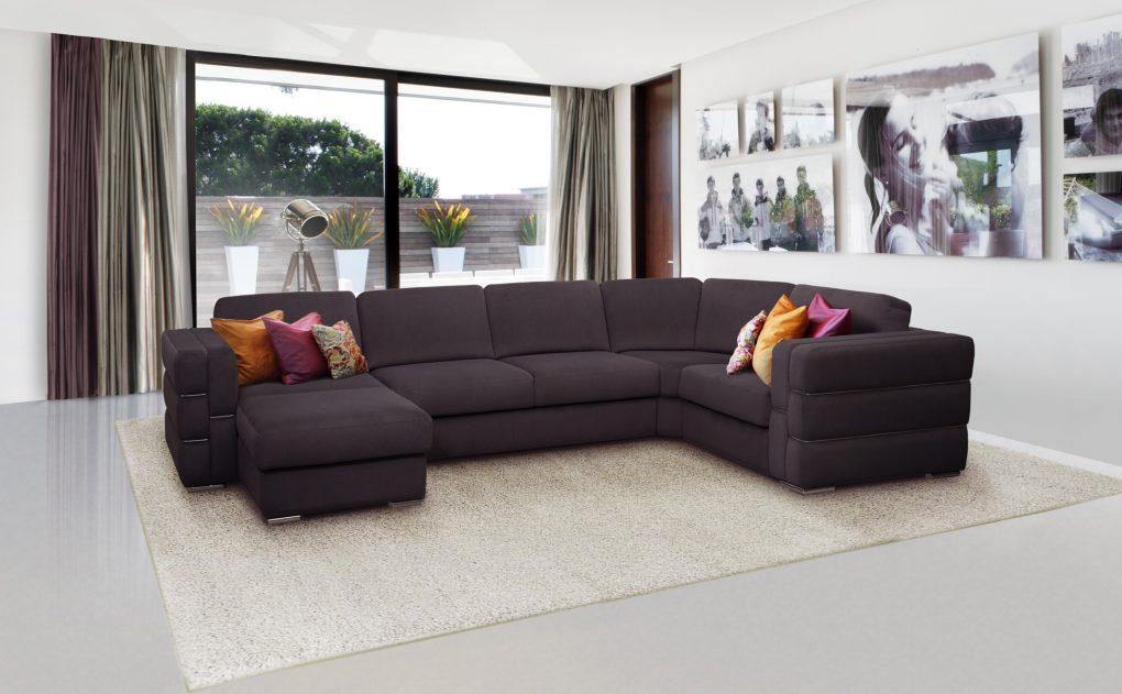 Угловой вариант дивана