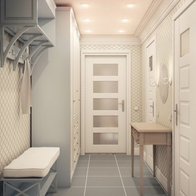 Дверь в классическом стиле