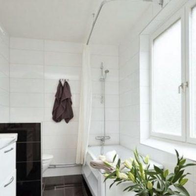 Современная ванная комната на фото