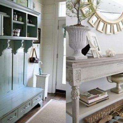 Мебель прованс стиля