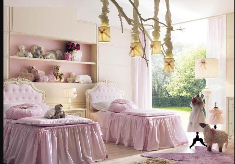 Детская мебель в классическом стиле – стремление к универсальности и совершенству