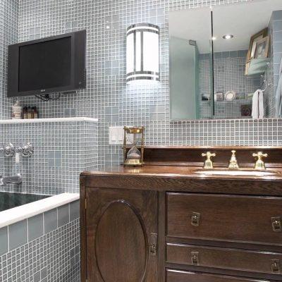 Гарнитур в ванной