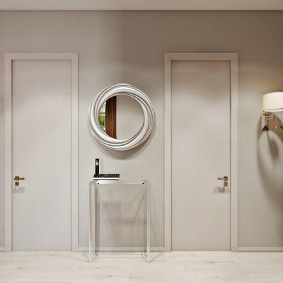 Прованс стиль и две двери