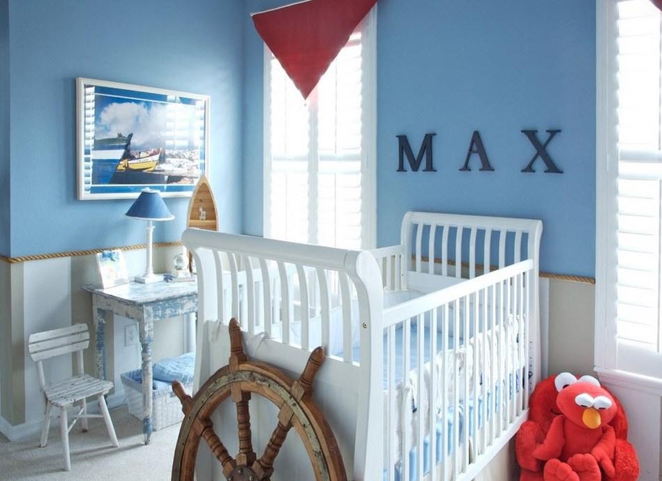 Оформление спальни дизайнером для ребенка