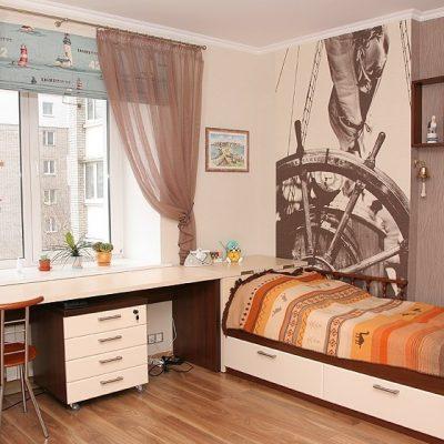 Спальня школьника