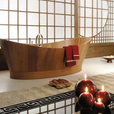 Романтика в ванной