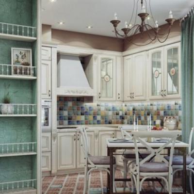 Этажерка на кухне