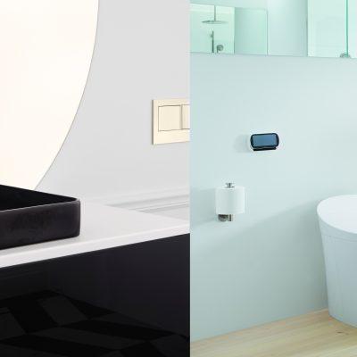 Хайтек ванная и сантехника