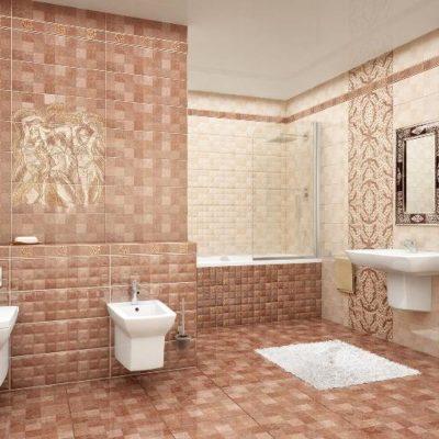 Огромная ванная марокко