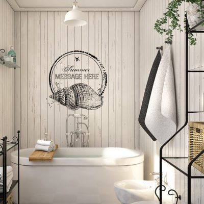 Дизайнерская ванная