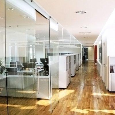 Кабинеты офиса
