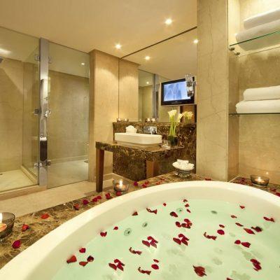 Романтическая ванная