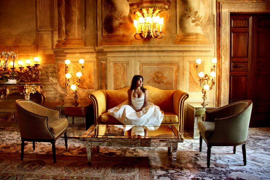 Гостиная в стиле барокко: да здравствует роскошь