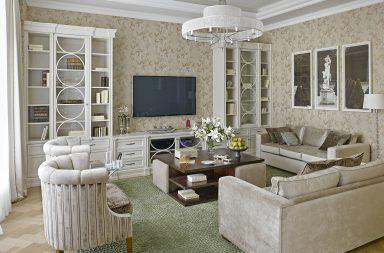 Мебель неокласика