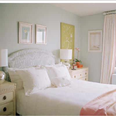 Картины в спальне по фен шую