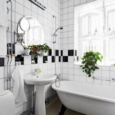 Дизайн комнаты ванной