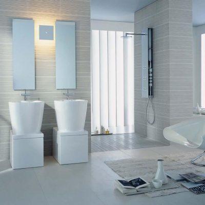 Предметы интерьера ванной