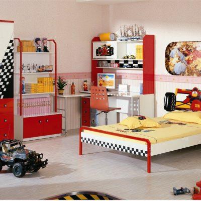 Мальчишеская детская комната
