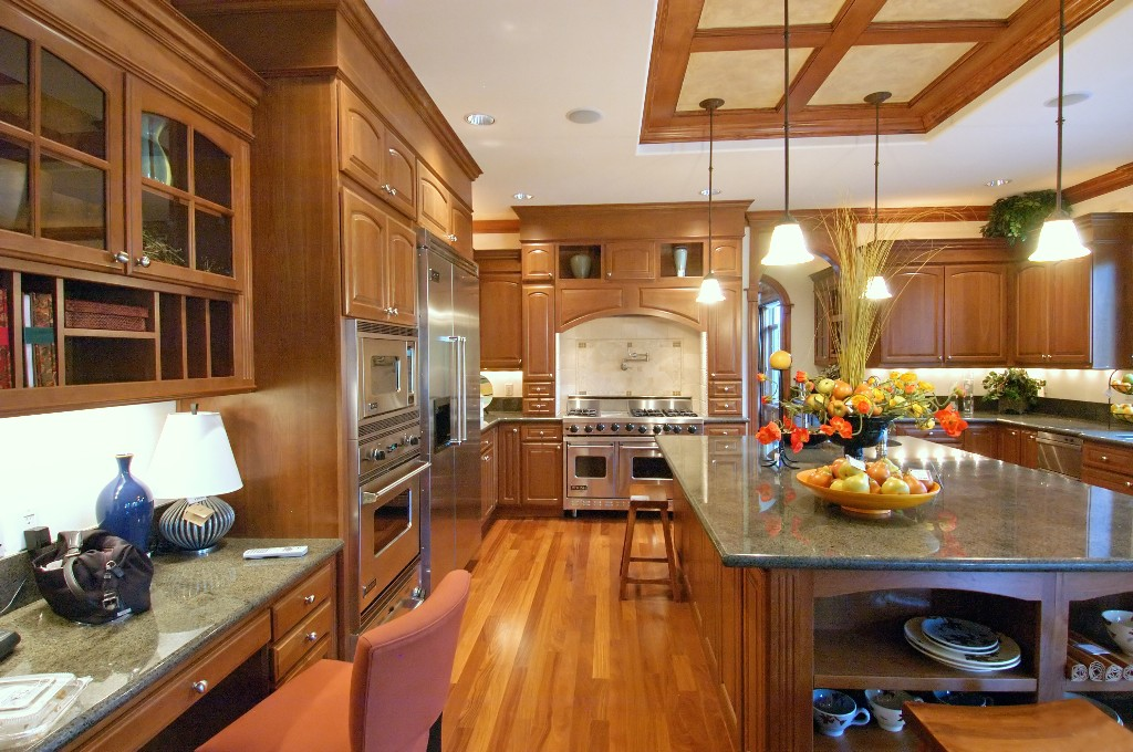 Кухня классического стиля