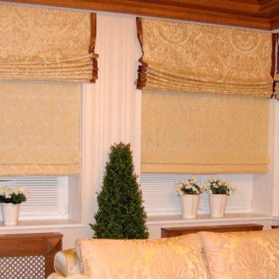 Комната для женщины в карамельных оттенках