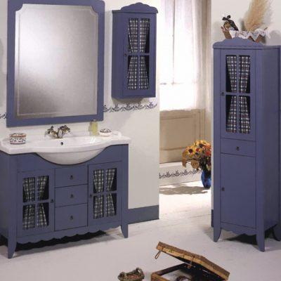 Гарнитур прованс в ванной
