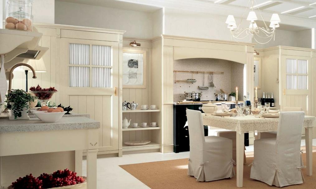 Кухня в итальянском стиле одна из наиболее востребованных на современном рынке