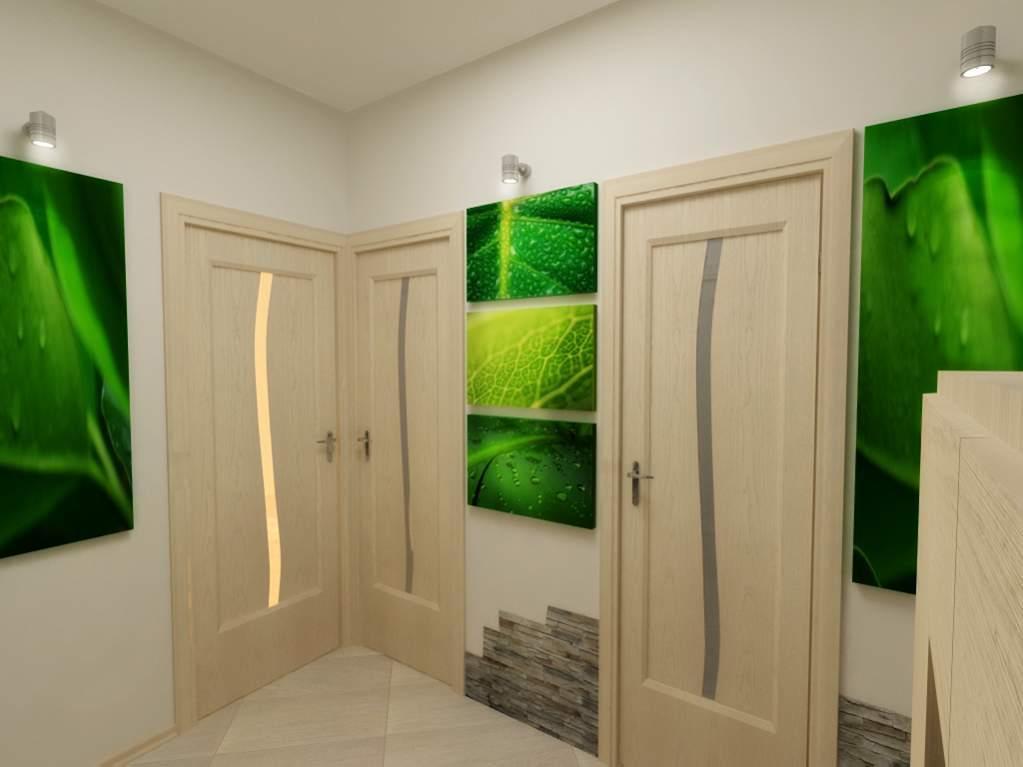 Картины зеленого цвета