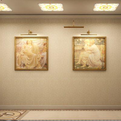 Картины под интерьер