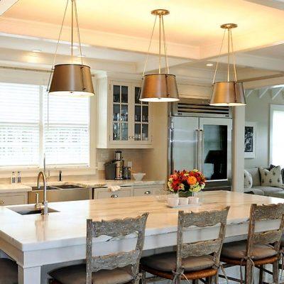 кухонный дизайн во французском стиле