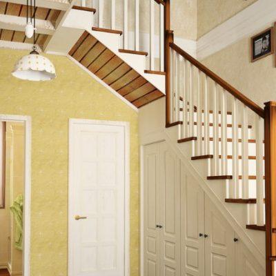 Лестница на фото в провансе