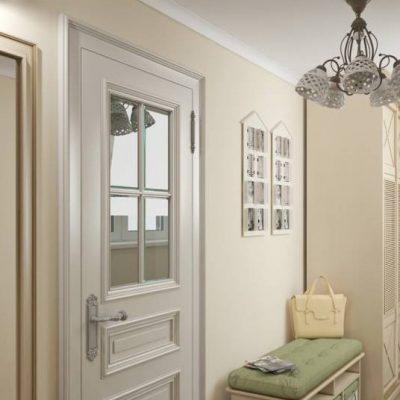 Прованс стиль двери